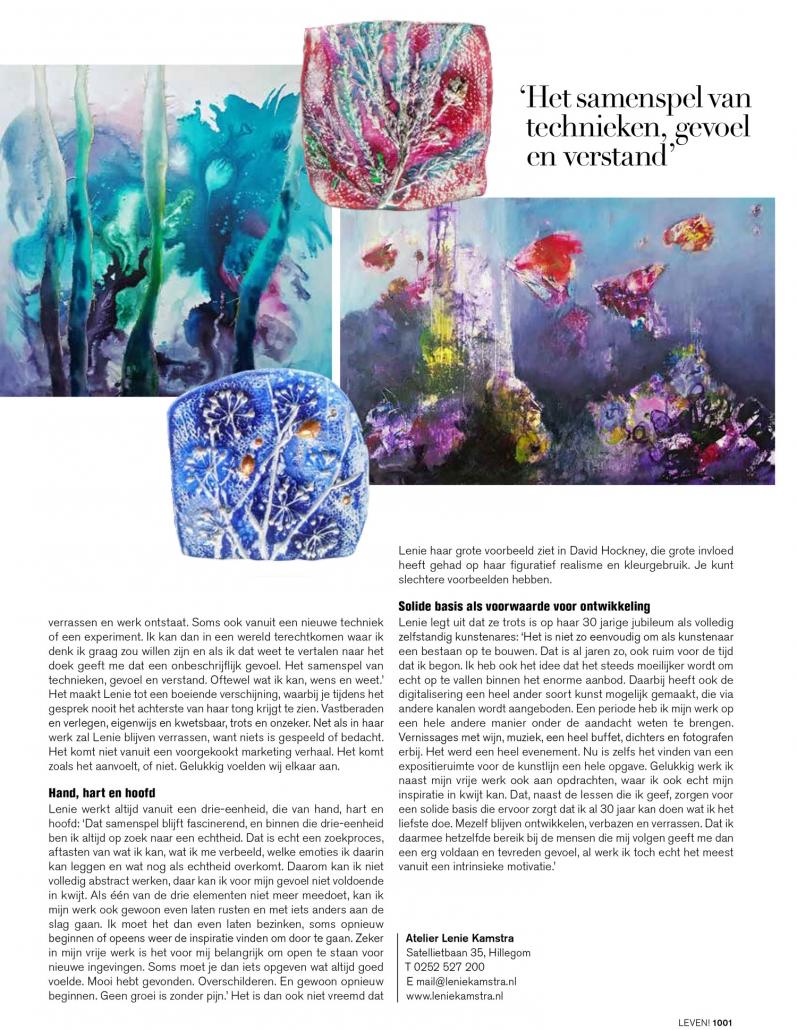 Leven Magazine